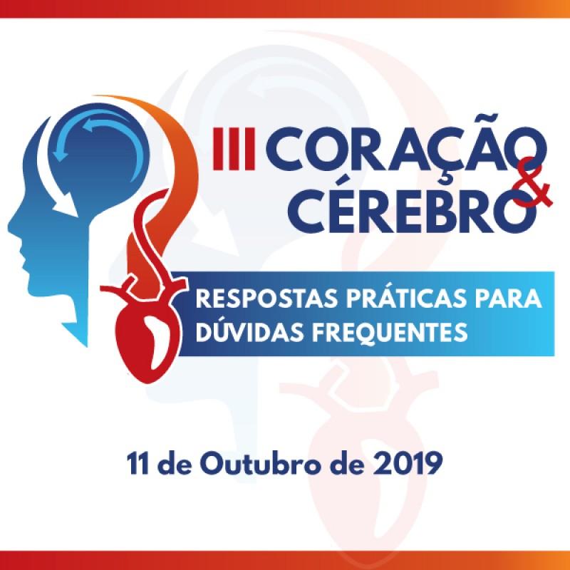 III Simpósio Coração e Cérebro 11 de outubro de 2019
